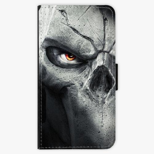 Flipové pouzdro iSaprio - Horror - Samsung Galaxy S6