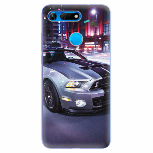 Silikonové pouzdro iSaprio - Mustang - Huawei Honor View 20