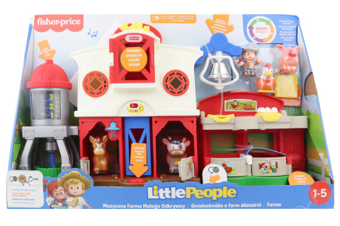 Fisher-Price Little People Farma GXR99TV 1.10.-31.12.2021
