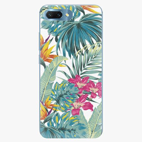 Plastový kryt iSaprio - Tropical White 03 - Huawei Honor 10