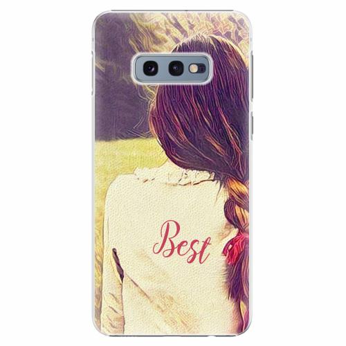 Plastový kryt iSaprio - BF Best - Samsung Galaxy S10e