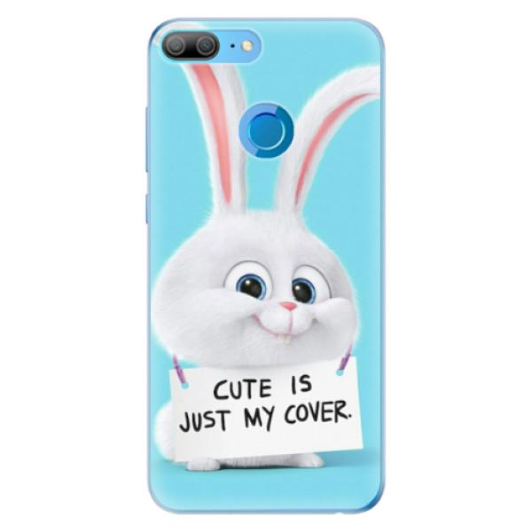 Odolné silikonové pouzdro iSaprio - My Cover - Huawei Honor 9 Lite