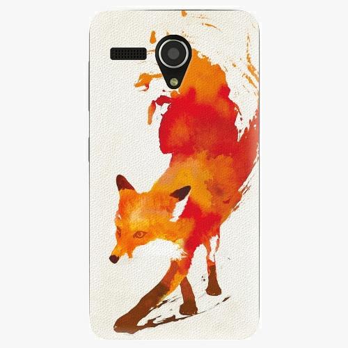 Plastový kryt iSaprio - Fast Fox - Lenovo A606