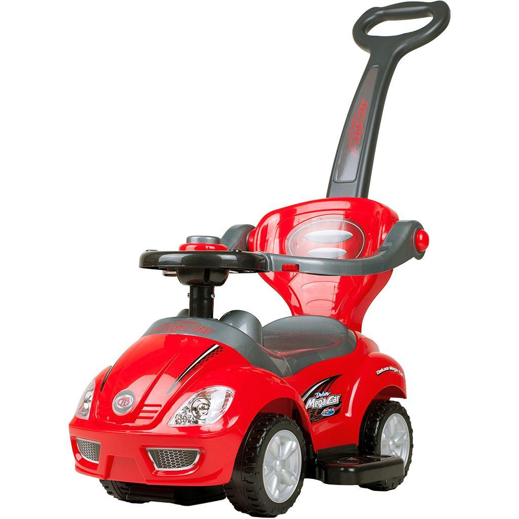 Dětské jezdítko 3v1 Bayo Mega Car
