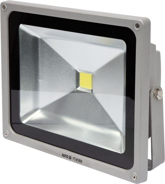 Reflektor s vysoce svítivou COB LED - 50 W/3500 lm/IP65