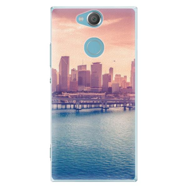 Plastové pouzdro iSaprio - Morning in a City - Sony Xperia XA2