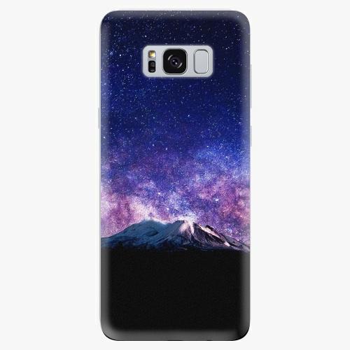 Plastový kryt iSaprio - Milky Way - Samsung Galaxy S8 Plus