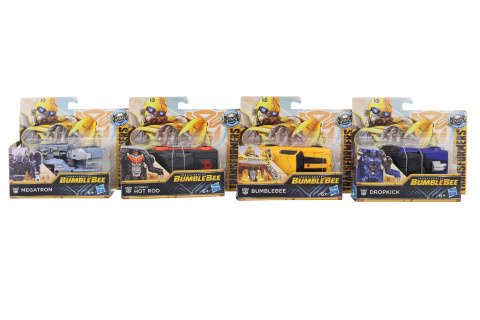Transformer Bumblebee Energon igniter 10 TV 1.10.-31.12.