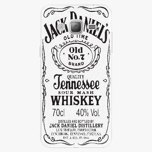 Plastový kryt iSaprio - Jack White - Samsung Galaxy J3 2016