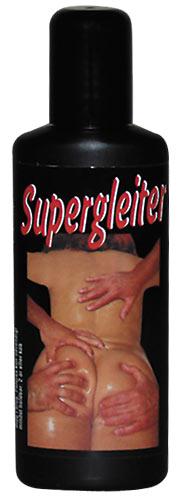 Masážní olej Supergleiter - neparfemovaný