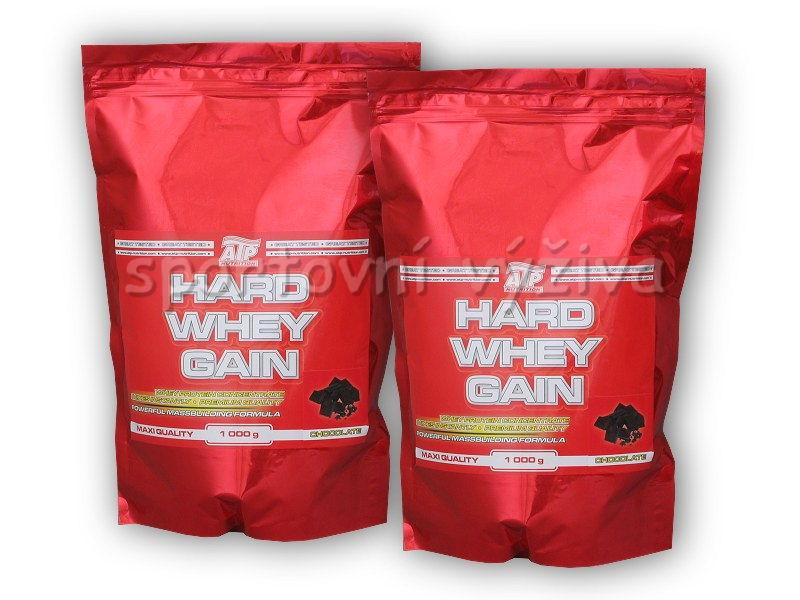 2x Hard Whey Gainer - 1kg-banan