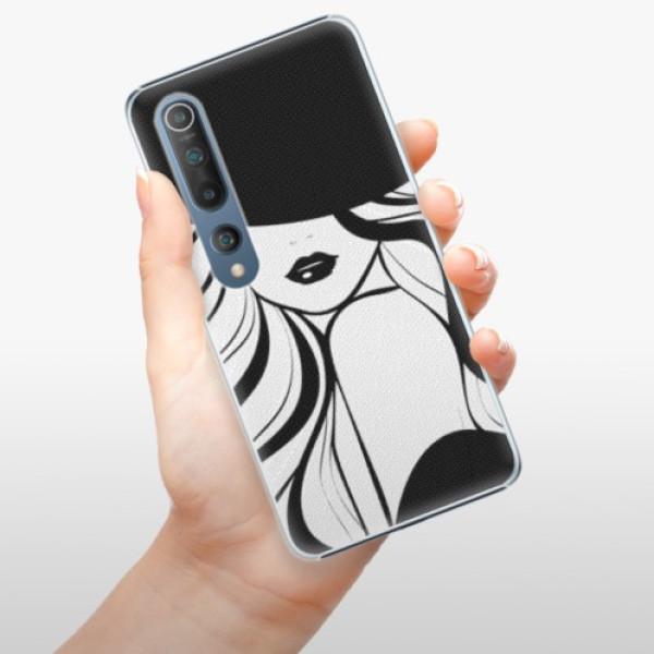 Plastové pouzdro iSaprio - First Lady - Xiaomi Mi 10 / Mi 10 Pro