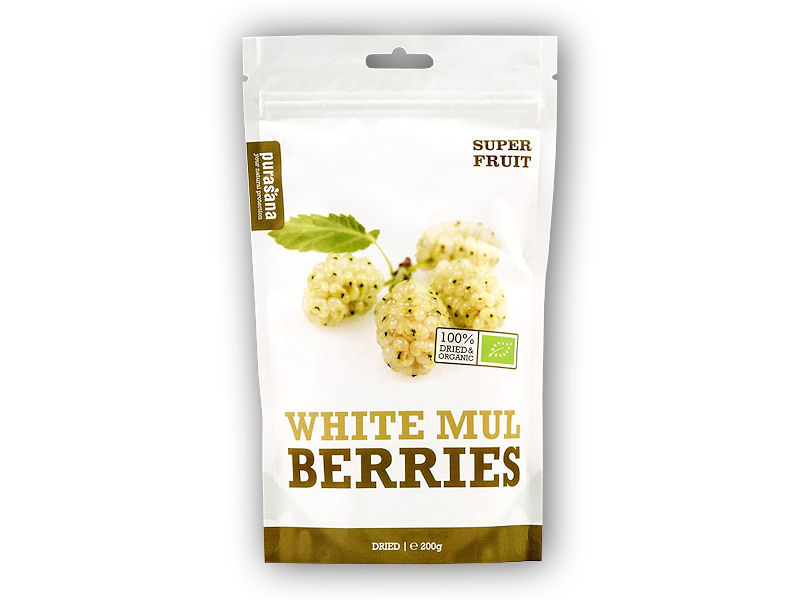 BIO White Mulberries 200g