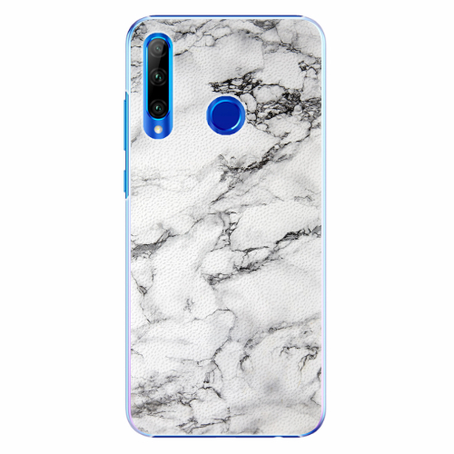 Plastový kryt iSaprio - White Marble 01 - Huawei Honor 20 Lite