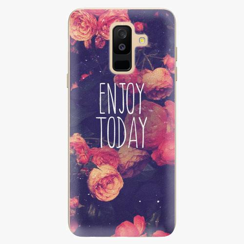 Plastový kryt iSaprio - Enjoy Today - Samsung Galaxy A6 Plus