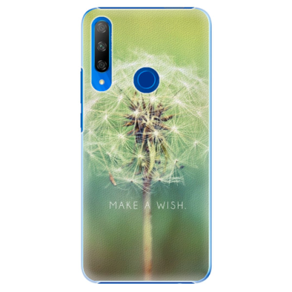 Plastové pouzdro iSaprio - Wish - Huawei Honor 9X