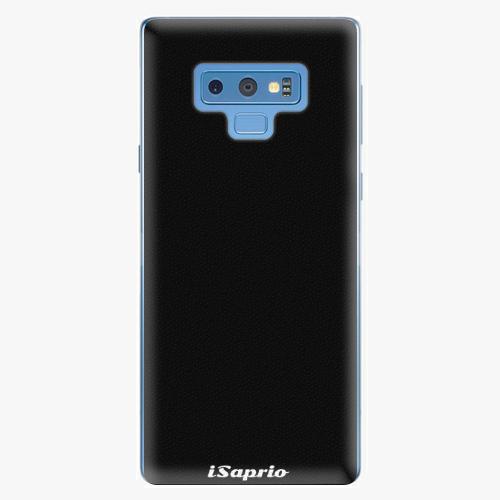 Plastový kryt iSaprio - 4Pure - černý - Samsung Galaxy Note 9