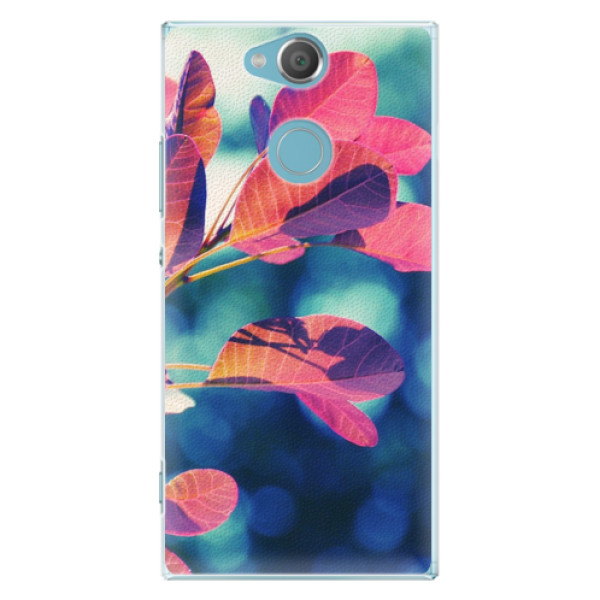 Plastové pouzdro iSaprio - Autumn 01 - Sony Xperia XA2