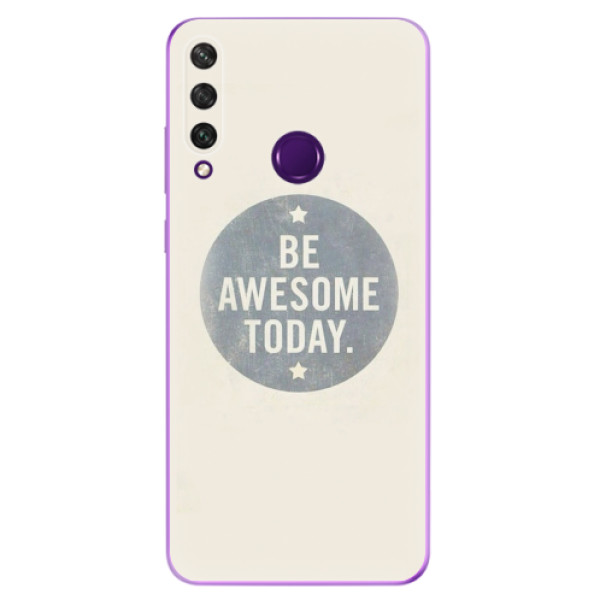Odolné silikonové pouzdro iSaprio - Awesome 02 - Huawei Y6p