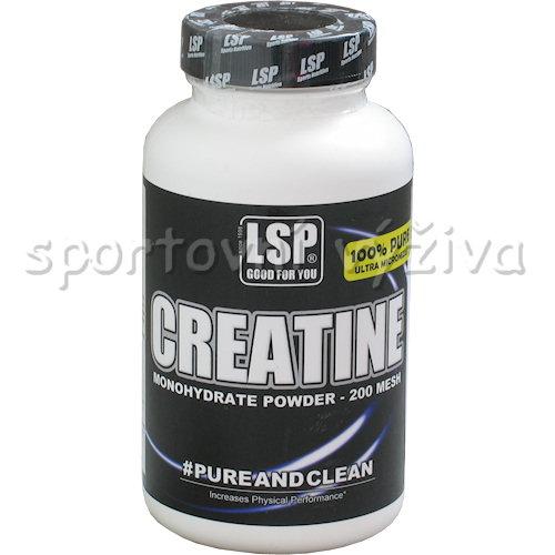 Creatine monohydrate 100% 100g