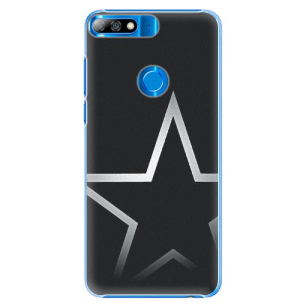 Plastové pouzdro iSaprio - Star - Huawei Y7 Prime 2018