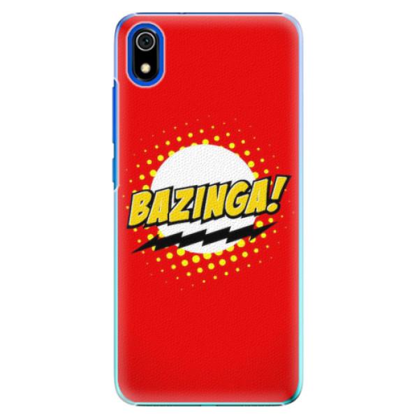 Plastové pouzdro iSaprio - Bazinga 01 - Xiaomi Redmi 7A