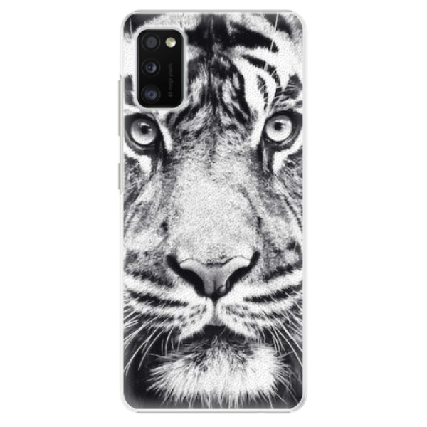 Plastové pouzdro iSaprio - Tiger Face - Samsung Galaxy A41