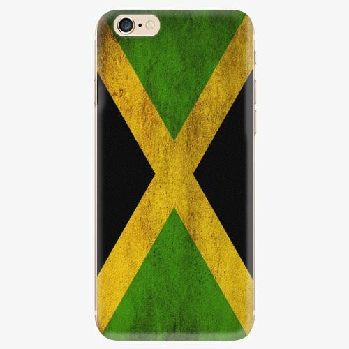 Silikonové pouzdro iSaprio - Flag of Jamaica - iPhone 6/6S