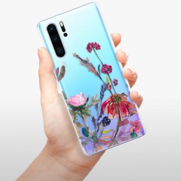 Plastové pouzdro iSaprio - Herbs 02 - Huawei P30 Pro