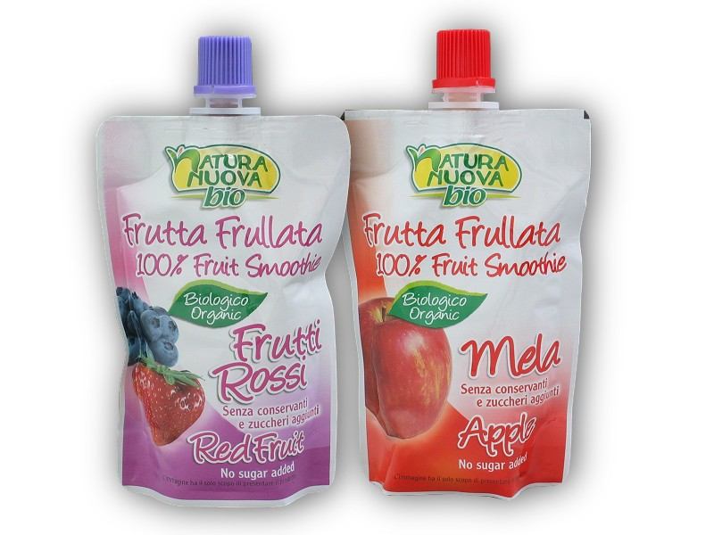 Frulla 100% smoothie - 100g-red-fruit