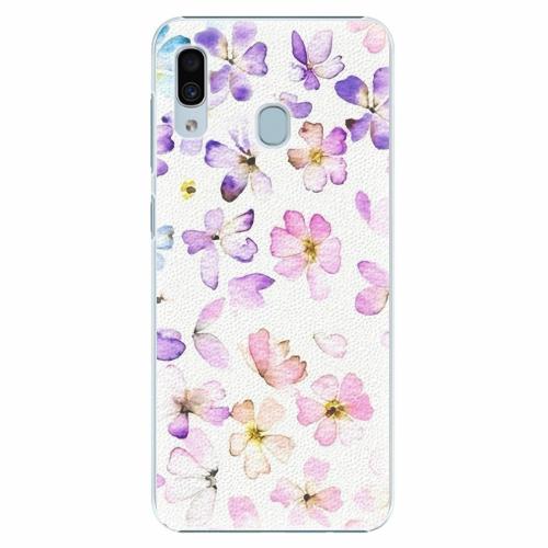 Plastový kryt iSaprio - Wildflowers - Samsung Galaxy A30