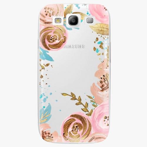Plastový kryt iSaprio - Golden Youth - Samsung Galaxy S3