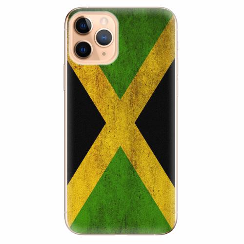 Silikonové pouzdro iSaprio - Flag of Jamaica - iPhone 11 Pro