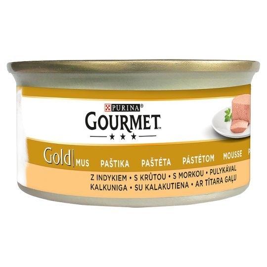 Gold paštika s krůtou 85 g