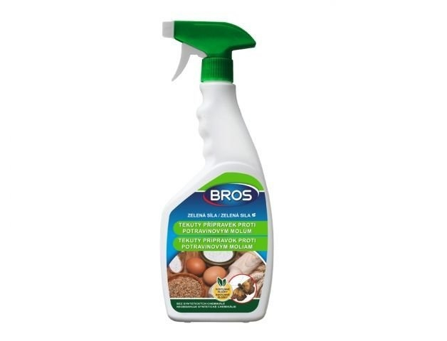Zelená síla přípravek proti potravinovým molům 500 ml