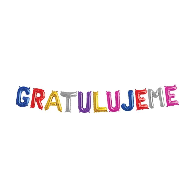 Nafukovačka - Gratulujeme