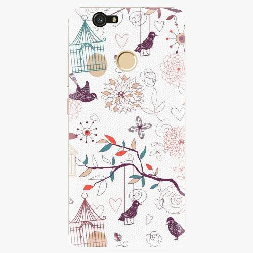 Plastový kryt iSaprio - Birds - Huawei Nova
