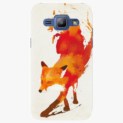 Plastový kryt iSaprio - Fast Fox - Samsung Galaxy J1