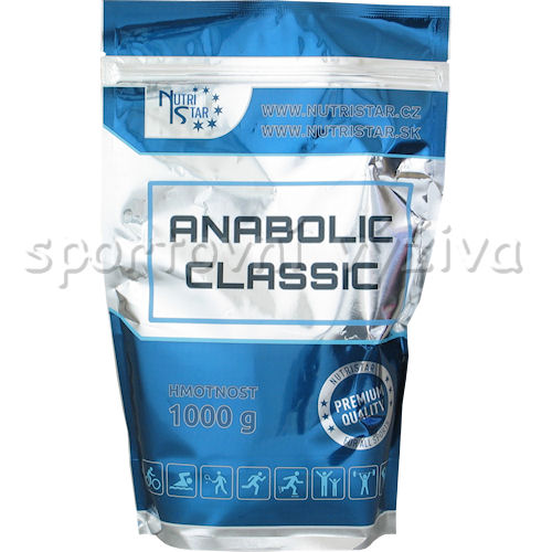 Anabolic sáček