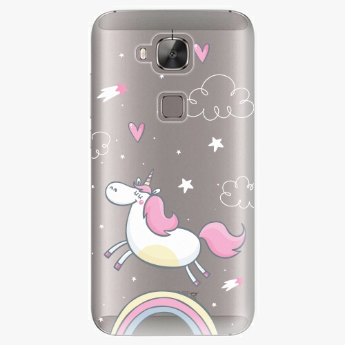 Plastový kryt iSaprio - Unicorn 01 - Huawei Ascend G8