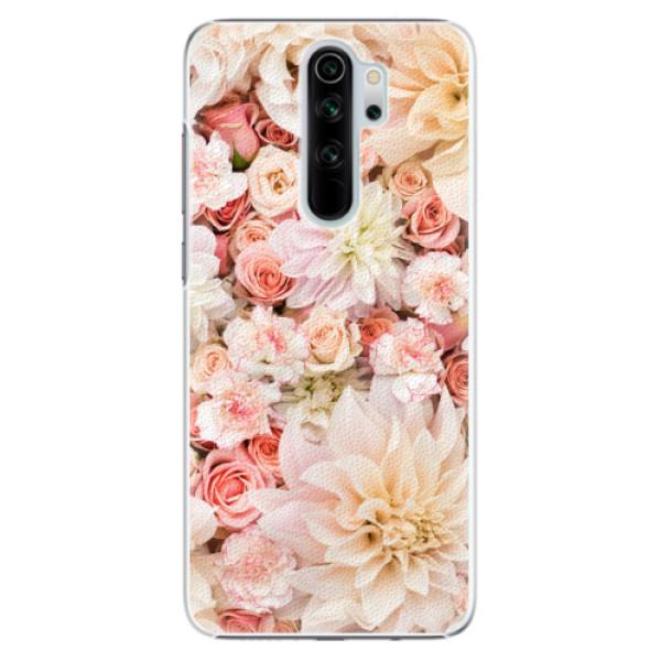 Plastové pouzdro iSaprio - Flower Pattern 06 - Xiaomi Redmi Note 8 Pro