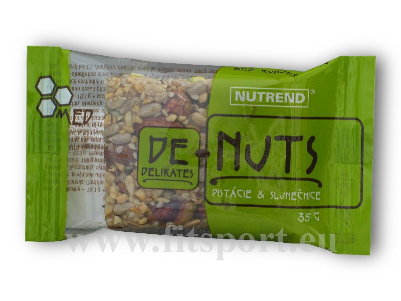 De-Nuts 35g-brusinka