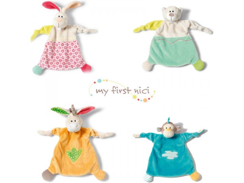 NICI - Mazlící dečka králík
