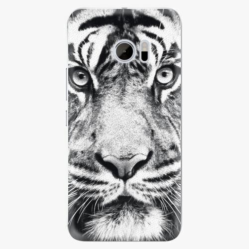 Plastový kryt iSaprio - Tiger Face - HTC 10