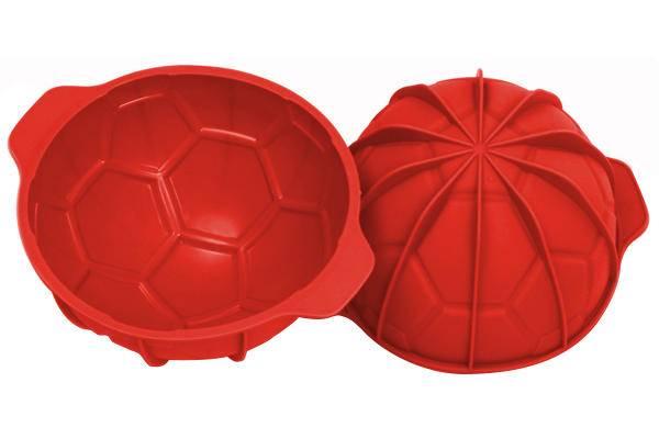 Silikonová forma na dort fotbalový míč průměr 18cm
