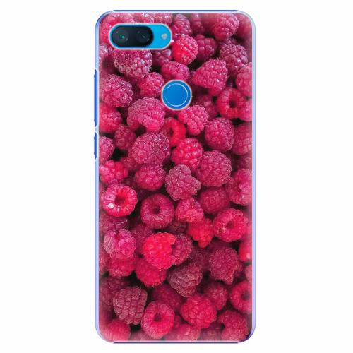 Plastový kryt iSaprio - Raspberry - Xiaomi Mi 8 Lite