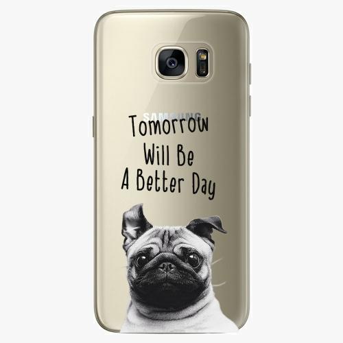 Plastový kryt iSaprio - Better Day 01 - Samsung Galaxy S7 Edge