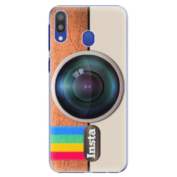 Plastové pouzdro iSaprio - Insta - Samsung Galaxy M20