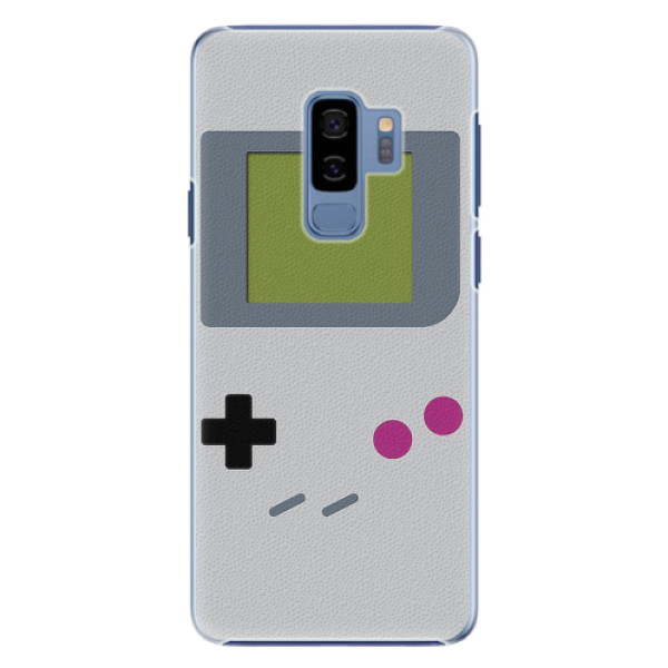 Plastové pouzdro iSaprio - The Game - Samsung Galaxy S9 Plus