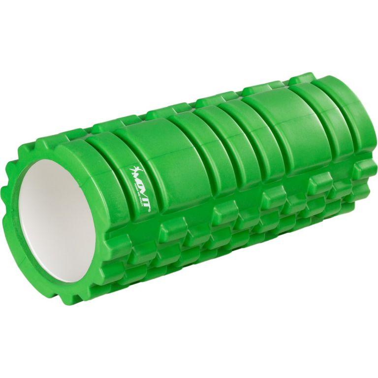Posilovací masírovací válec - FITNESS ROLLER MOVIT zelená